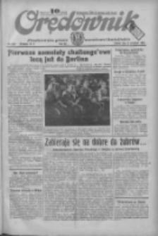 Orędownik: ilustrowane pismo narodowe i katolickie 1934.09.08 R.64 Nr204