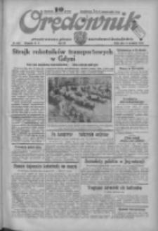 Orędownik: ilustrowane pismo narodowe i katolickie 1934.09.12 R.64 Nr207