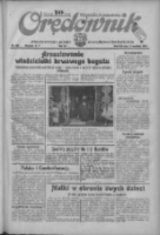 Orędownik: ilustrowane pismo narodowe i katolickie 1934.09.13 R.64 Nr208