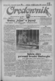Orędownik: ilustrowane pismo narodowe i katolickie 1934.09.23 R.64 Nr217