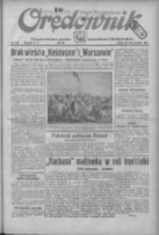 Orędownik: ilustrowane pismo narodowe i katolickie 1934.09.26 R.64 Nr219