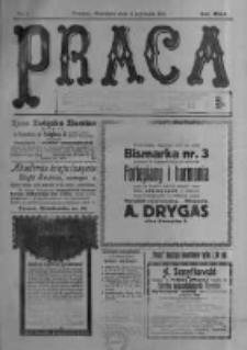 Praca: tygodnik polityczny i literacki, illustrowany. 1915.01.03 R.19 nr1