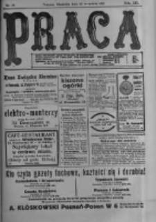 Praca: tygodnik polityczny i literacki, illustrowany. 1915.09.26 R.19 nr39