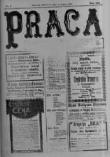 Praca: tygodnik polityczny i literacki, illustrowany. 1915.02.14 R.19 nr7