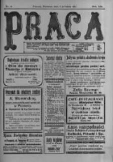 Praca: tygodnik polityczny i literacki, illustrowany. 1915.04.04 R.19 nr14
