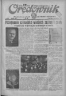 Orędownik: ilustrowane pismo narodowe i katolickie 1934.10.03 R.64 Nr225