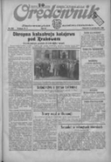 Orędownik: ilustrowane pismo narodowe i katolickie 1934.10.04 R.64 Nr226