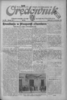 Orędownik: ilustrowane pismo narodowe i katolickie 1934.10.09 R.64 Nr230
