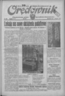 Orędownik: ilustrowane pismo narodowe i katolickie 1934.11.01 R.64 Nr250