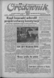 Orędownik: ilustrowane pismo narodowe i katolickie 1934.11.06 R.64 Nr253
