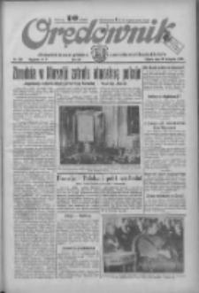 Orędownik: ilustrowane pismo narodowe i katolickie 1934.11.24 R.64 Nr269