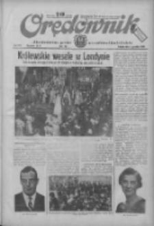Orędownik: ilustrowane pismo narodowe i katolickie 1934.12.01 R.64 Nr275