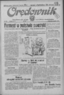 Orędownik: ilustrowane pismo narodowe i katolickie 1934.12.08 R.64 Nr281