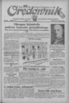 Orędownik: ilustrowane pismo narodowe i katolickie 1934.12.14 R.64 Nr285
