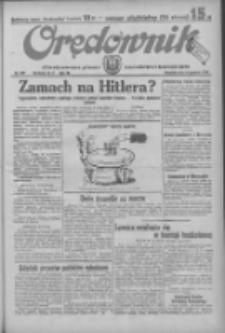 Orędownik: ilustrowane pismo narodowe i katolickie 1934.12.16 R.64 Nr287