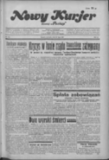 Nowy Kurjer 1934.07.26 R.45 Nr168