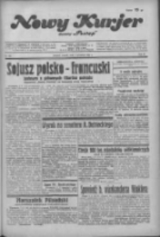 Nowy Kurjer 1934.09.04 R.45 Nr201