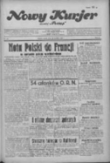 Nowy Kurjer 1934.09.29 R.45 Nr223