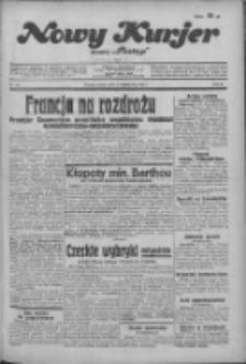 Nowy Kurjer 1934.10.06 R.45 Nr229