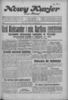Nowy Kurjer 1934.10.11 R.45 Nr233