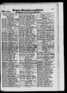 Armee-Verordnungsblatt. Verlustlisten 1915.11.18 Ausgabe 793