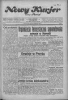 Nowy Kurjer 1934.10.12 R.45 Nr234
