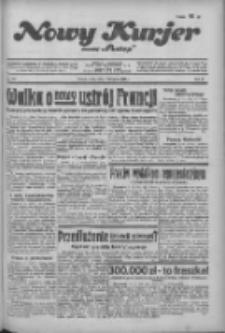 Nowy Kurjer 1934.11.07 R.45 Nr255