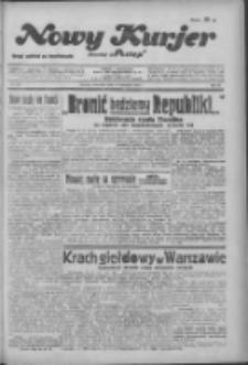 Nowy Kurjer 1934.11.15 R.45 Nr262