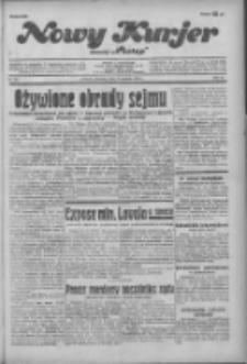 Nowy Kurjer 1934.12.20 R.45 Nr291