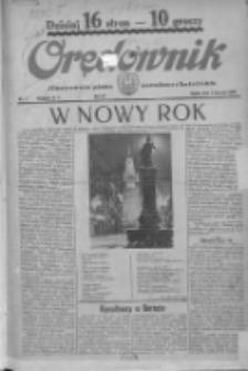 Orędownik: ilustrowane pismo narodowe i katolickie 1937.01.01 R.67 Nr1