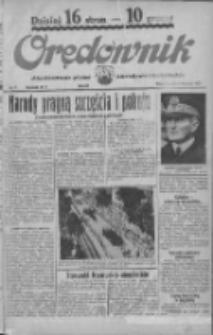 Orędownik: ilustrowane pismo narodowe i katolickie 1937.01.03 R.67 Nr2