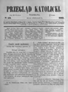 Przegląd Katolicki. 1880.09.30 R.18 nr40