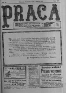 Praca: tygodnik polityczny i literacki, illustrowany. 1916.03.05 R.20 nr10
