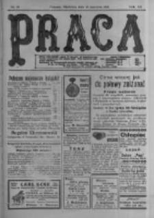 Praca: tygodnik polityczny i literacki, illustrowany. 1916.06.18 R.20 nr25