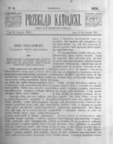 Przegląd Katolicki. 1884.01.24 R.22 nr4