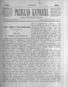 Przegląd Katolicki. 1884.04.03 R.22 nr14