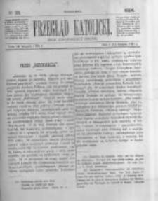 Przegląd Katolicki. 1884.08.14 R.22 nr33