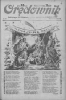 Orędownik: ilustrowane pismo narodowe i katolickie 1934.12.25 R.64 Nr294