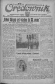 Orędownik: ilustrowane pismo narodowe i katolickie 1936.01.08 R.66 Nr5