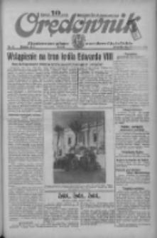 Orędownik: ilustrowane pismo narodowe i katolickie 1936.01.23 R.66 Nr18