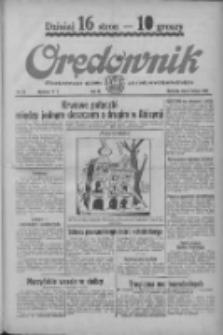 Orędownik: ilustrowane pismo narodowe i katolickie 1936.02.09 R.66 Nr33