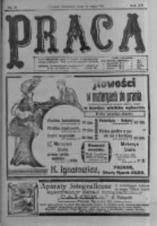 Praca: tygodnik polityczny i literacki, illustrowany. 1911.05.28 R.15 nr22