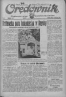 Orędownik: ilustrowane pismo narodowe i katolickie 1937.01.12 R.67 Nr8