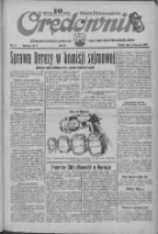 Orędownik: ilustrowane pismo narodowe i katolickie 1937.01.15 R.67 Nr11