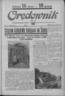 Orędownik: ilustrowane pismo narodowe i katolickie 1937.01.17 R.67 Nr13