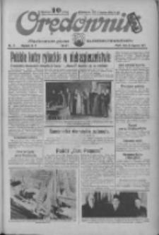 Orędownik: ilustrowane pismo narodowe i katolickie 1937.01.22 R.67 Nr17