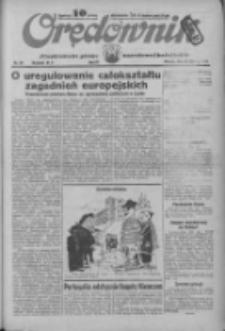 Orędownik: ilustrowane pismo narodowe i katolickie 1937.01.26 R.67 Nr20
