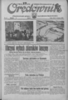 Orędownik: ilustrowane pismo narodowe i katolickie 1937.01.27 R.67 Nr21