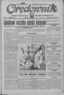 Orędownik: ilustrowane pismo narodowe i katolickie 1937.01.29 R.67 Nr23