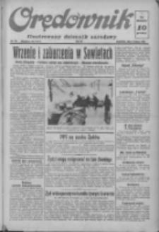 Orędownik: ilustrowany dziennik narodowy 1937.02.04 R.67 Nr28